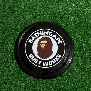 """BAPE """"BUSY WORKS"""" FLYING DISC"""
